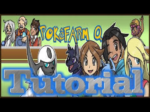 👨‍🌾 HOW TO PLAY POKEFARM Q 👩‍🌾