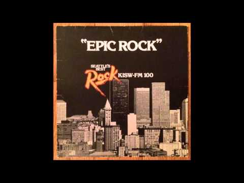 """""""Epic Rock"""" Seattle's Best Rock KISW-FM 100 - Side 2"""
