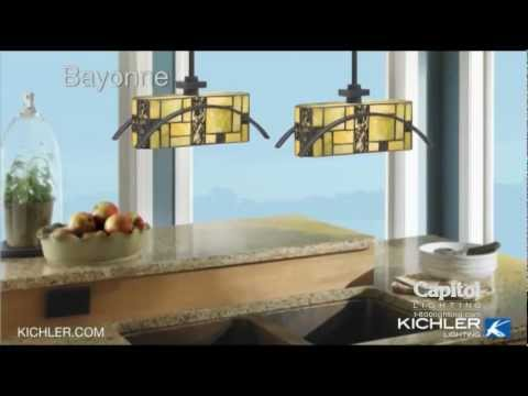 The Bayonne Collection from Kichler Lighting
