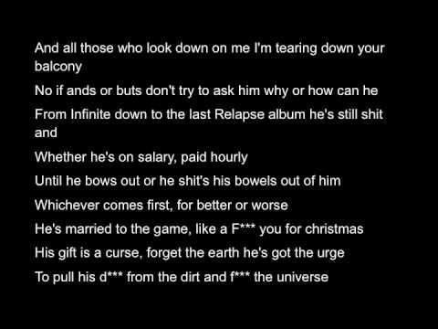 Eminem Not Afraid MP3