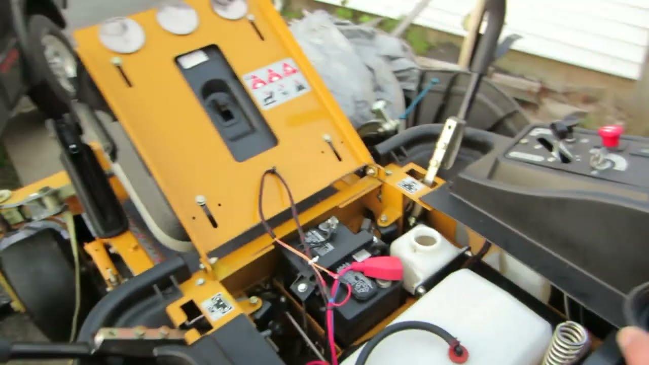 hight resolution of hustler raptor sd hydro fluid and filter service
