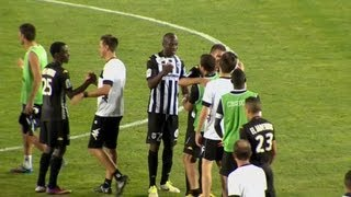 Dijon FCO - Angers SCO (1-3) - Le résumé (DFCO - SCO) - 2013/2014