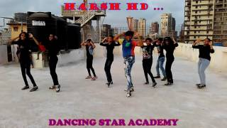 Download Hindi Video Songs - dance on cham cham choreographed by harsh hd...