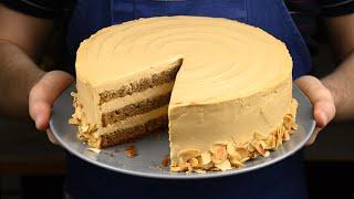 Торт Кофейный рай лучший торт с Ирландским сливочным ликером