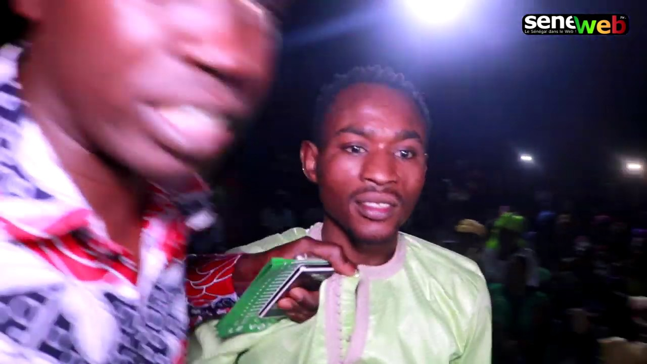 Meeting du PUR : Ouzin Keita chante pour Macky et se fait expulser