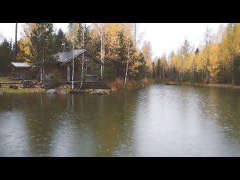 That Finnish cabin life