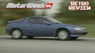Retro Review: '92 Mazda MX-3 GS
