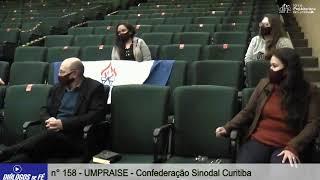 25/08/2020 - Diálogos de Fé n° 158 - UMPRAISE - CSM