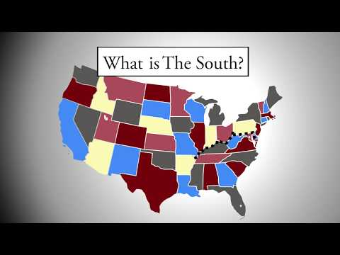What is The South?