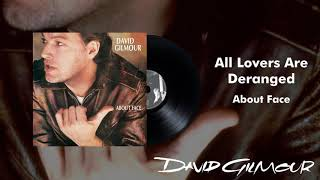 David Gilmour - All Lovers Are Deranged (Official Audio)
