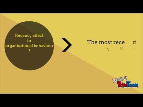Primacy-Effekt