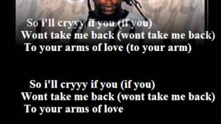Jah Cure - to your arms of love lyric