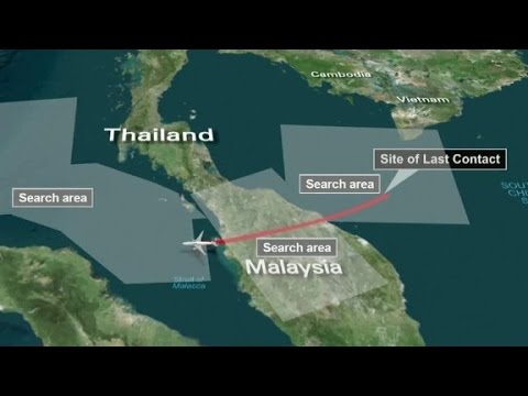 Possible MH370 debris found after nearly 17 month search