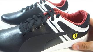 Pánské stylové boty značky Puma Ferrari ed867e6644b