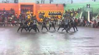 Sultan Kudarat State University (Kalamansig) @ SULTAN KUDARAT Hip Hop Dance Competition 2011