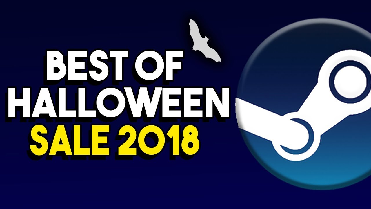 Steam Halloween Sale 2018 – My Recommendations