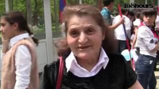 «Ռուսաստանն է փրկելու Հայաստանին»  կոմունիստները երթով նշեցին մայիսի 1 ը