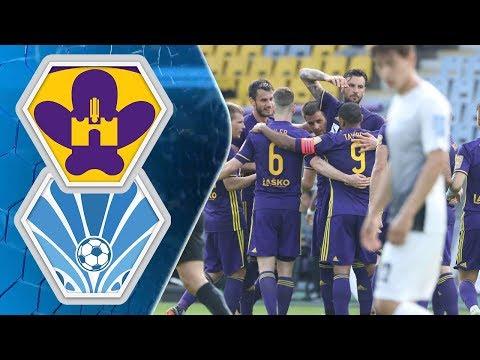 31. krog: Maribor - Ankaran 5:1 ; Prva liga Telekom Slovenije 2017/2018