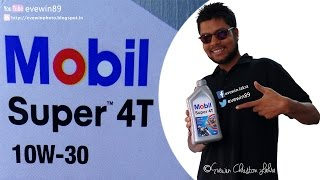 Evewin Lakra - Mobil - Super 4T - 10W 30 - Engine Oil - Review