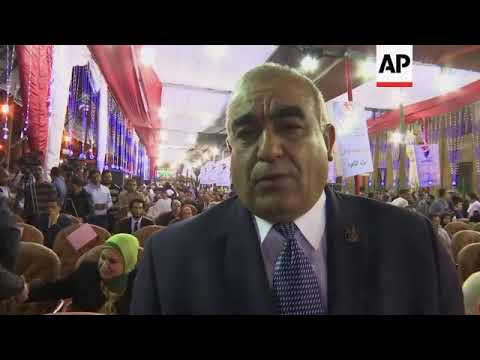 El-Sissi set for second term as democracy hopes in Egypt fade