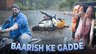 BAARISH KE GADDE   2 Foreigners In Bollywood