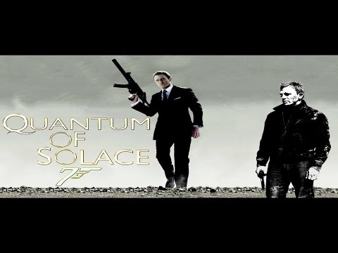 James Bond : Quantum of Solace (Jeu vidéo, 2008) - Le Film Complet en Français (Action, espionnage)