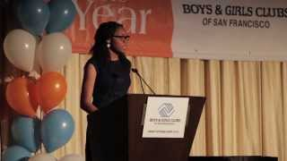 2015 Stephanie Coates Youth of the Year speech