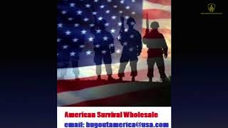 American Survival Wholesale Founder Interviews Jill Powell on American Freedom Radio thumbnail