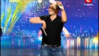 Ukraine's Got Talent - World's Best Bartender