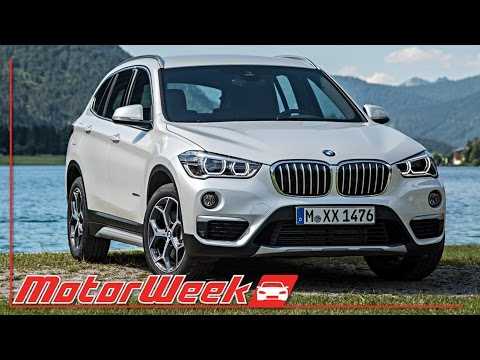 motorweek-|-first-look:-2016-bmw-x1
