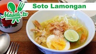 Soto Lamongan Feat Ichan Rendra