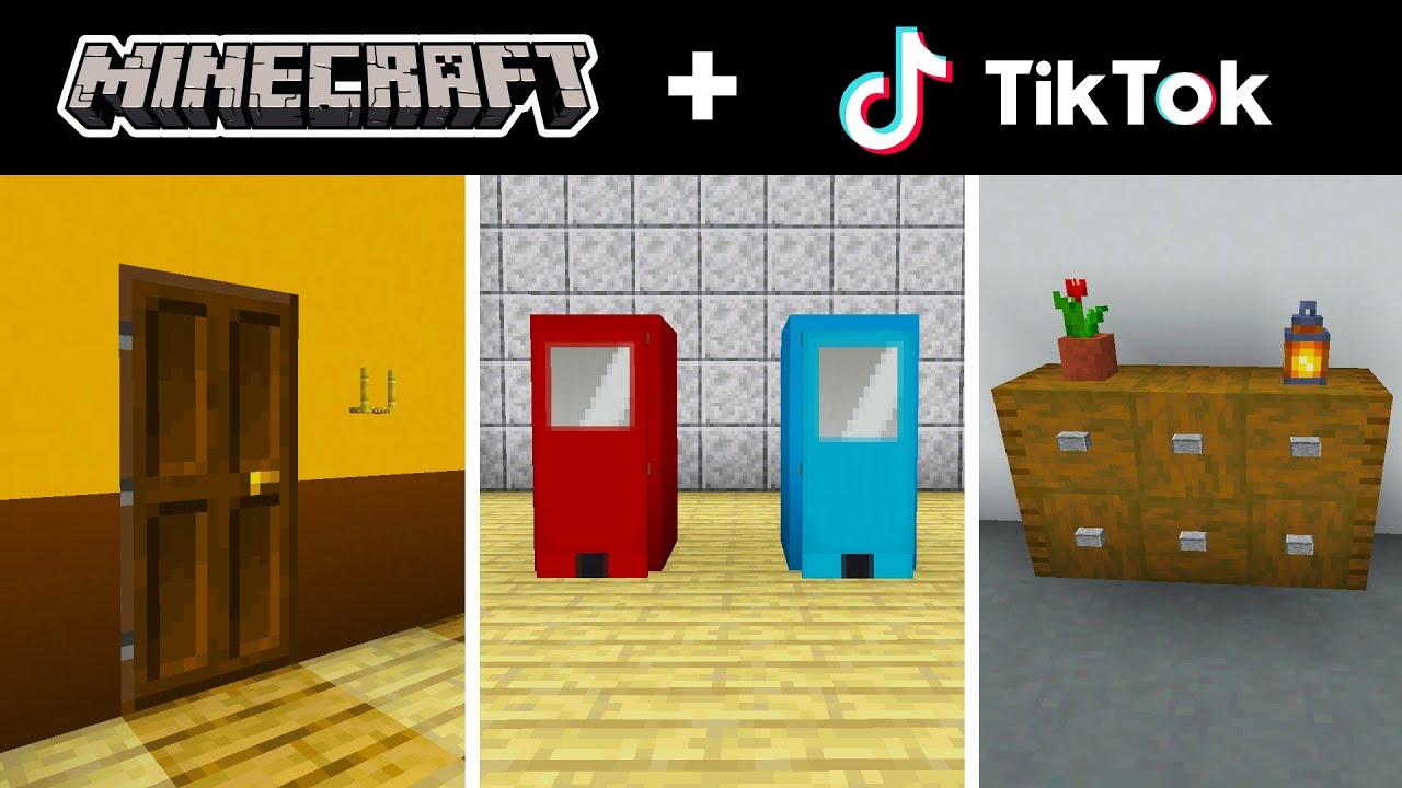 Minecraft Tik Tok Compilation 33