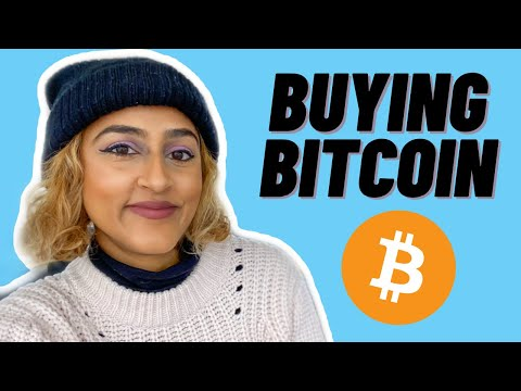 I BUY MY FIRST BITCOIN | How To Buy Bitcoin UK