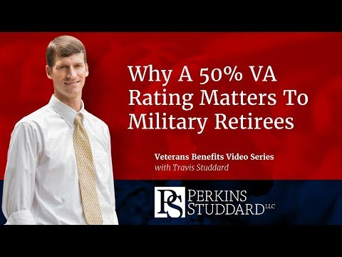 why-a-50%-va-rating-matters-to-military-retirees