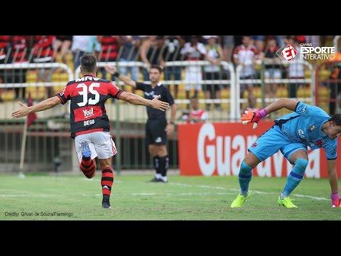 93b627c217c88 Melhores Momentos - Flamengo 1 x 0 Vasco - Campeonato Carioca (25 02 2017)