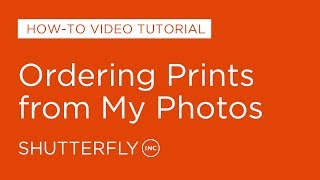 How to Order Prints