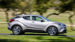 Designed, Engineered & Tested in Europe: The 2018 Toyota C-HR – FIRST DRIVE REVIEW (2 of 2}