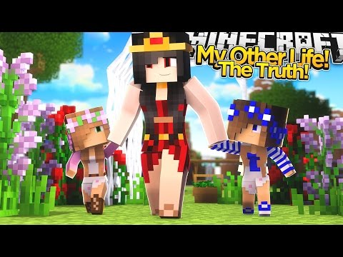My Other Life Special (Part 1)-RAMONA IS MY MOM!! (Minecraft Roleplay)