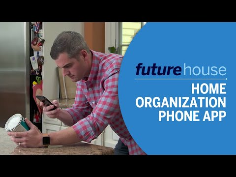 Future House | Home Organization App