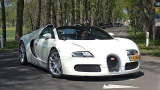 Supercars Arriving! Bugatti Veyron, Centenario, LaFerrari Aperta, 918 Spyder, MORE!
