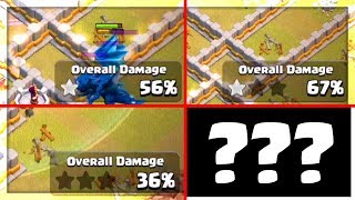 UNBEATABLE BASE in Clash of Clans Clan Wars.... UNTIL...
