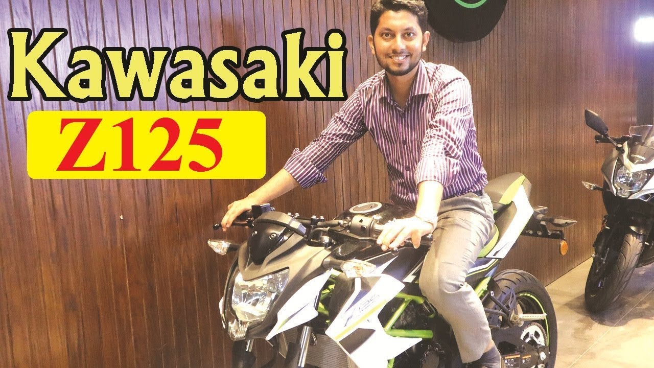Kawasaki Z125 Now In Bangladesh Specification Price Kawasaki Z125 Motorcycle Price In Bd 2019