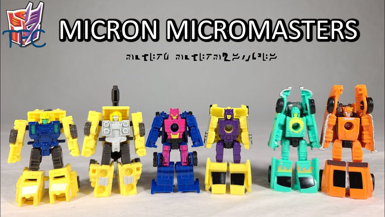 TF Collector Earthrise Micron Micromasters Review!