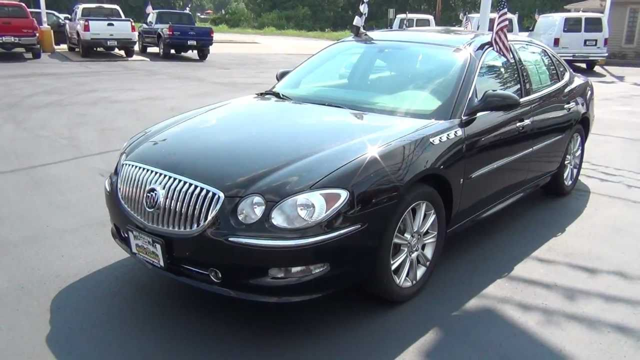 2008 buick lacrosse super 20 595 youtube. Black Bedroom Furniture Sets. Home Design Ideas