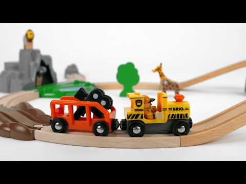BRIO World - 33960 Safari Adventure Set