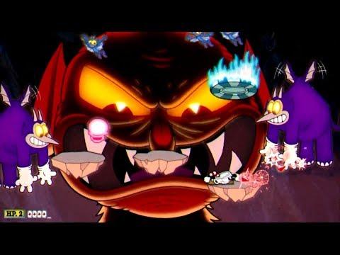 Toonami Game Review: Cuphead