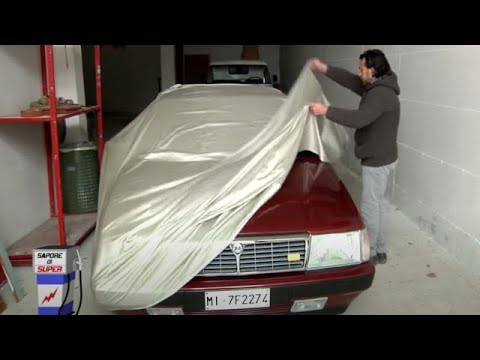Sapore di Super – Lancia Thema 8.32