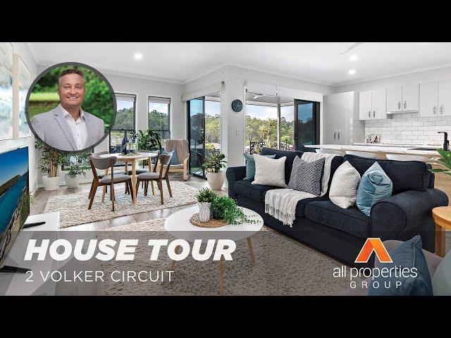 2 Volker Circuit, Bahrs Scrub   House Tour   Josh Smith