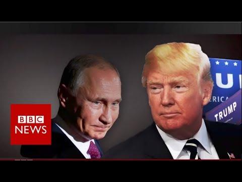 G20 SUMMIT: Trump- Putin meeting - BBC News
