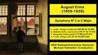 August Enna (1859-1939) - Symphony Nº 2 in E Major
